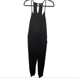Lilly Rose Black Jumpsuit M